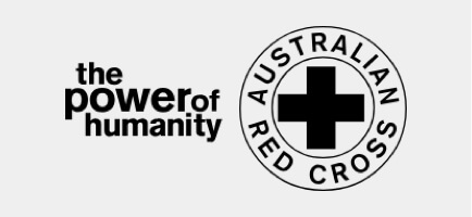 we've designed for Red Cross Australia logo